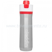 Бутылка для воды Aladdin Active Hydration 0.6L красная