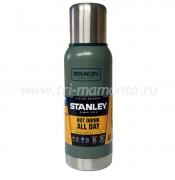 Термос STANLEY Adventure 0,75 л темно-зеленый