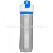 Бутылка для воды Aladdin Active Hydration 0.6L синяя