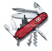Нож многопредметный Victorinox Cybertool S Red