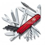 Нож многопредметный Victorinox Cybertool red